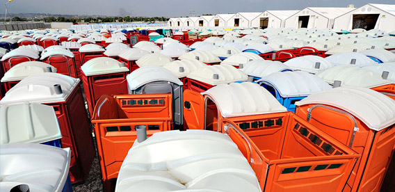 Champion Portable Toilets in Longmont,  CO